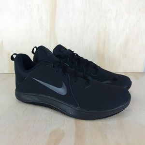 NEW Nike Fly.By Low Triple Black